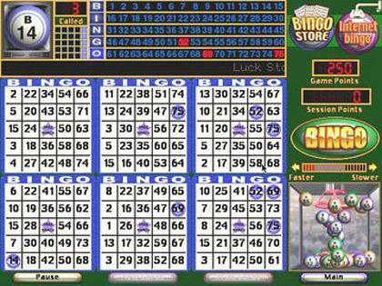 Juegos De Bingos Online